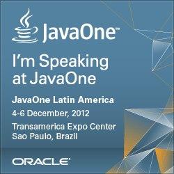 Palestrante no JavaOne Latin America!