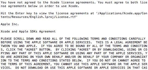 license-xcodeios